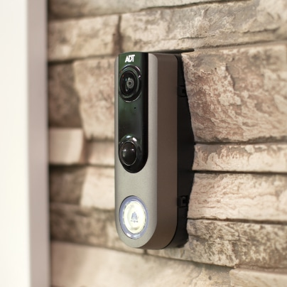 Los Angeles doorbell security camera