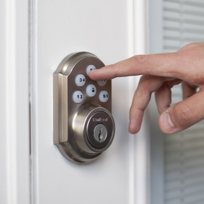 Los Angeles smartlock adt